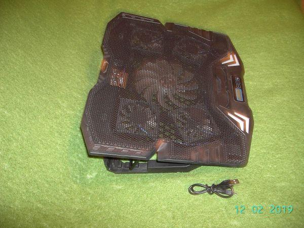 Laptop-Cooler Topmate mit USB Kabel