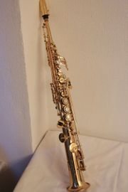 Sopran Saxophon Yamaha YSS-62
