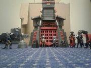 Playmobil geheime Drachenfestung Burg