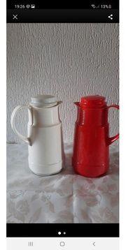 2 Thermo Kaffeekannen