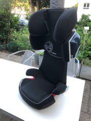 Kindersitz Cybex Solution X2-fix schwarz