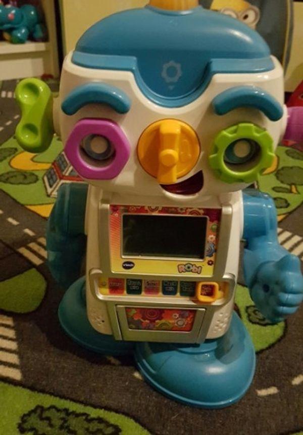 Robi Vtech lern Roboter