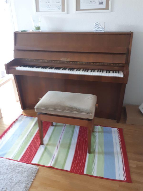 Solides Schimmel-Klavier für Anfänger geeignet