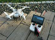 DJI PHANTOM 2 SPIDER Quadrocopter