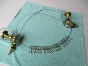 Seilspanngarnitur für leichte Gardinen Bicolor