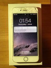 IPhone 6 Rosegold mit 16gb