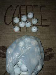 50 Golfbälle Markenmix gebraucht und