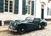 Triumph TR 3 A Zweikreisbremsanlage