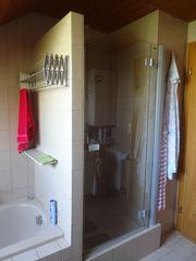 ArtWeger Glastüre für Duschkabine mit