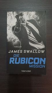 Buch James Swallow Die Rubicon