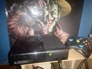 Xbox 360 250gb 6spiele 40euro