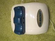 Wellness - Massagegerät CHI-MACHINE wie neu