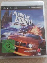 PS3 Spiel Alarm für Cobra