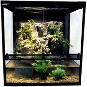 Terrarium Aquaterrarium Paludarium Neu 73