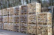 Brennholz hart für Kamin Lagerfeuer