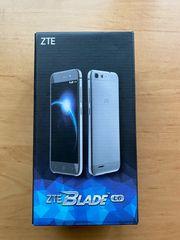 Smartphone ZTE wie neu selten
