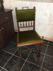 4 Stühle Antik