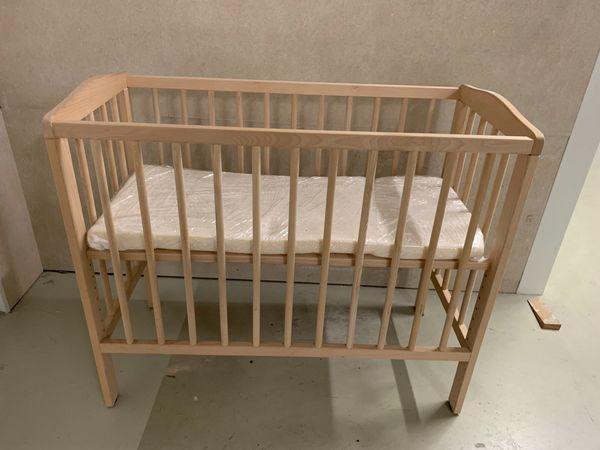 Babybett Beistellbett mit Matratze