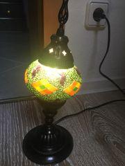 schöne Lampe aus der Türkei