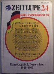 Zeitlupe Nr 24 1989 Bundesrepublik