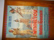 Filmplakat-WINNETOU und das Halbblut Apanatschi