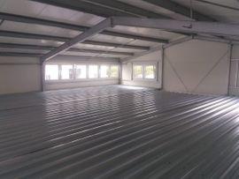 Bild 4 - Stahlhalle Gewerbehalle mit Beuro- Wohnbereich - Offenbach Innenstadt