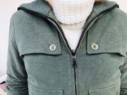 Damen Jacke im Blousonschnitt