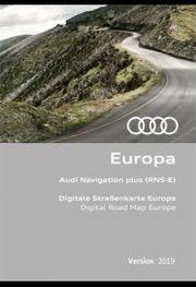 AUDI SEAT RNS-E GANZ EUROPA