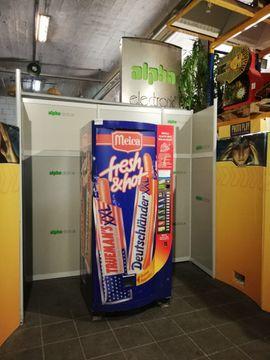 Spiele, Automaten - Würstchenautomat Meica Fresh Hot Warenautomat