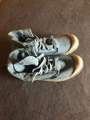 Sneaker Palladium Baggy
