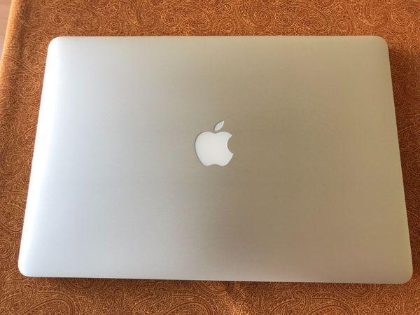 MacBook Pro Mid 2015 mit
