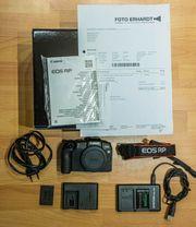 Canon EOS RP nur Gehäuse