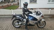 Leder-Motorradkombi von Probiker