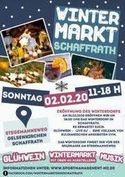 Aussteller für Wintermarkt in Gelsenkirchen