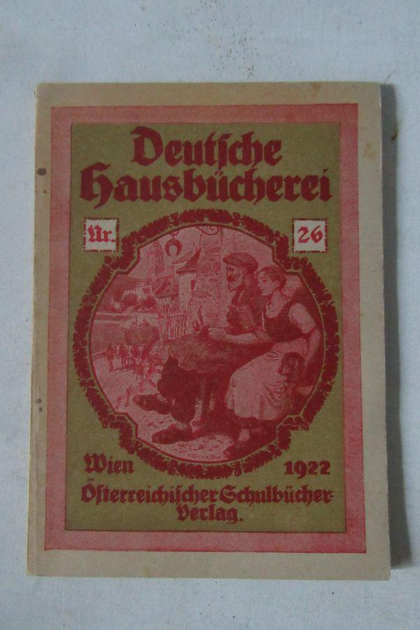 Deutsche Hausbücherei 1922