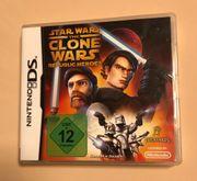 Nintendo DS Spiel Clone wars
