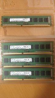 DDR3 PC RAM 12800U