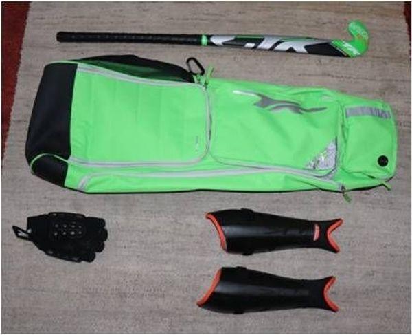 Hockeyausrüstung