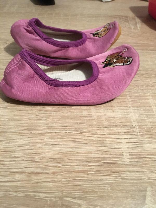 Verkaufe Turn Gymnastik Schuhe in