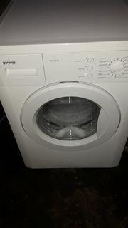 Waschmaschine von Gorenje mit 1200