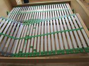 2 Lattenroste 90 x 200