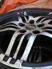 Alufelgen mit Reifen 205 55