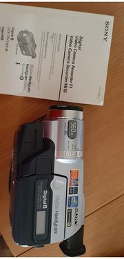 Filmkamera digital 8