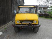 Oldtimer Unimog 416