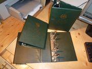 3 Ringbücher mit Lochabstand 35 -
