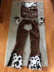 Verschiedene Kinderfaschingskostüme ab Gr 104