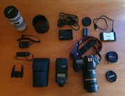 Canon EOS 40D Komplett Set