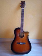 Western Gitarre - Fender CD 60