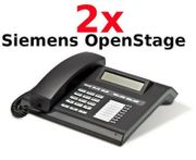 2x Siemens OpenStage 15 T