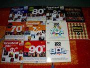 CD SAMMLUNG MIT 11 CD BOX-SET